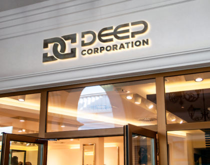 Logotipo Deep Corporation